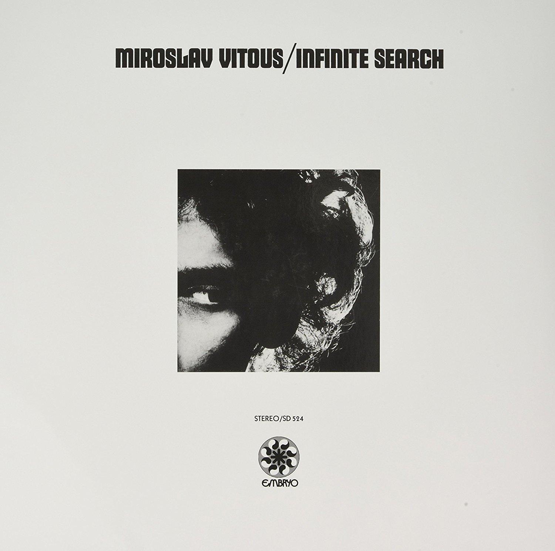 Post image for Vinyl Review: Miroslav Vitous – Infinite Search (Pure Pleasure, 180g)