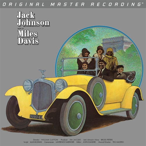 Post image for Vinyl Review: Miles Davis – Jack Johnson (Mobile Fidelity 180g)