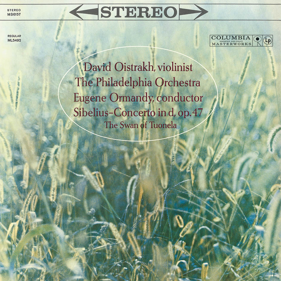 Post image for Vinyl Review: Sibelius – Violin Concerto, Oistrakh, Ormandy, Philadelphia Orch (Speakers Corner 180g)