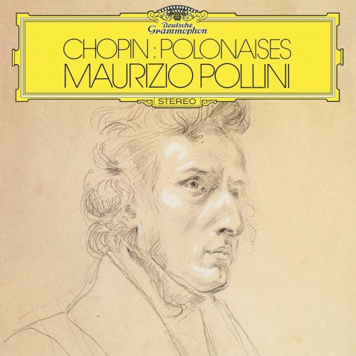 Post image for Vinyl Review: Chopin – Polonaises Nos. 1-7, Maurizio Pollini (Deutsche Grammophon 180g)